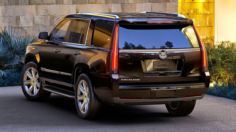 2015 Cadillac Escalade Exterior Excels With Attention To Detail Cmp Automotive Ltd