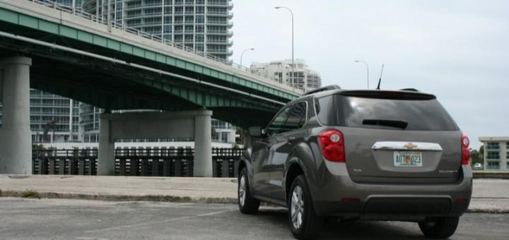 Chevrolet Equinox CMP Auto